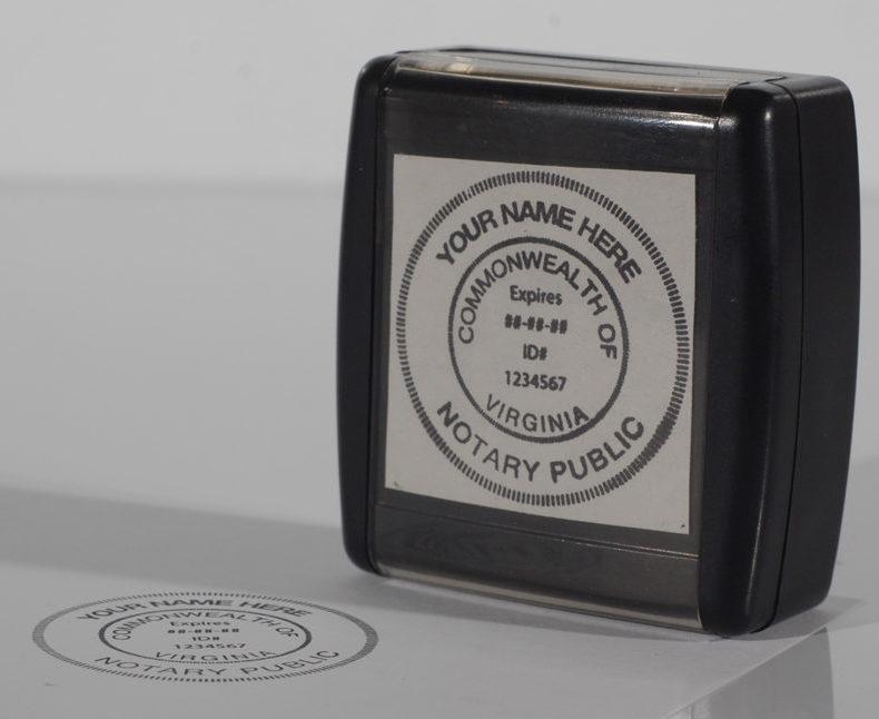 custom logo stamps