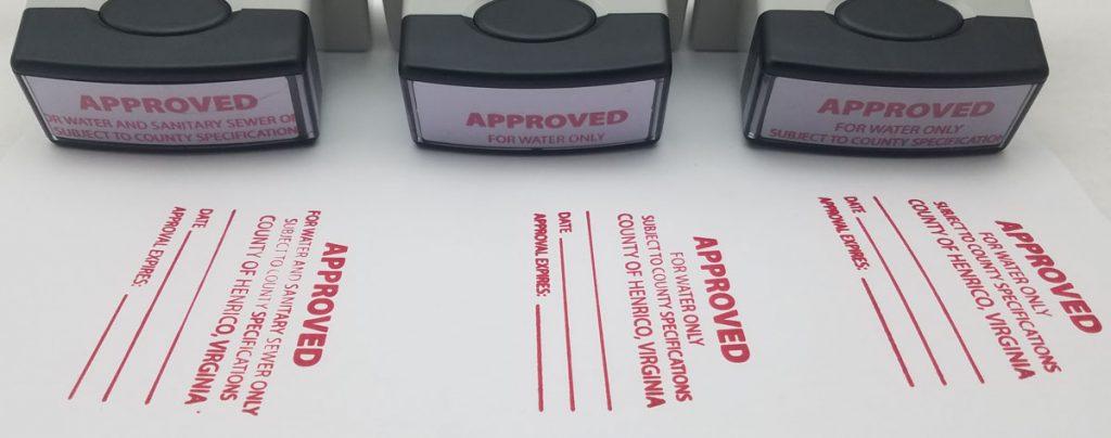 get a stamp made